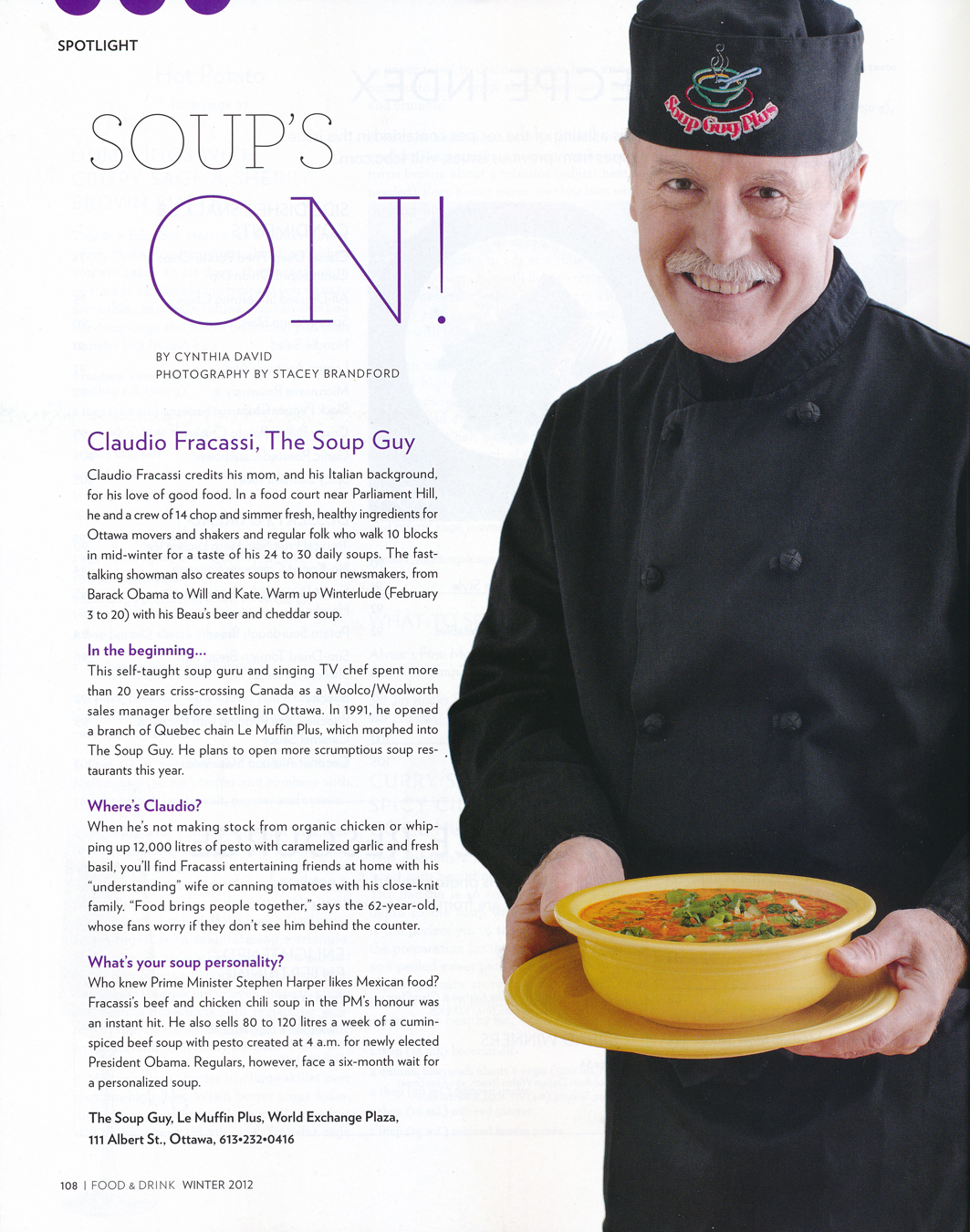 LCBO Food and Drink » Soup Guy Plus